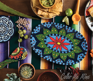 Costa Rica Talavera Tableware
