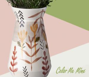 Costa Rica Minimalist Vase