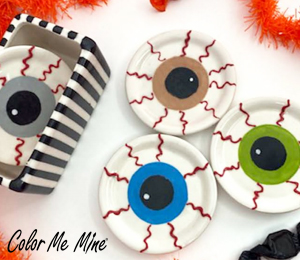 Costa Rica Eyeball Coasters