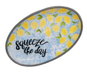 Costa Rica Lemon Platter
