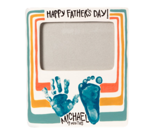 Costa Rica Father's Day Frame
