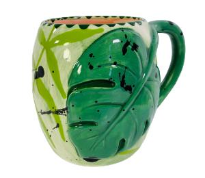 Costa Rica Monstera Mug