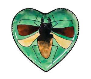 Costa Rica Titan Beetle Plate