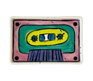 Costa Rica Mix Tape Tray