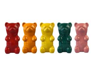 Costa Rica Gummy Bear Bank